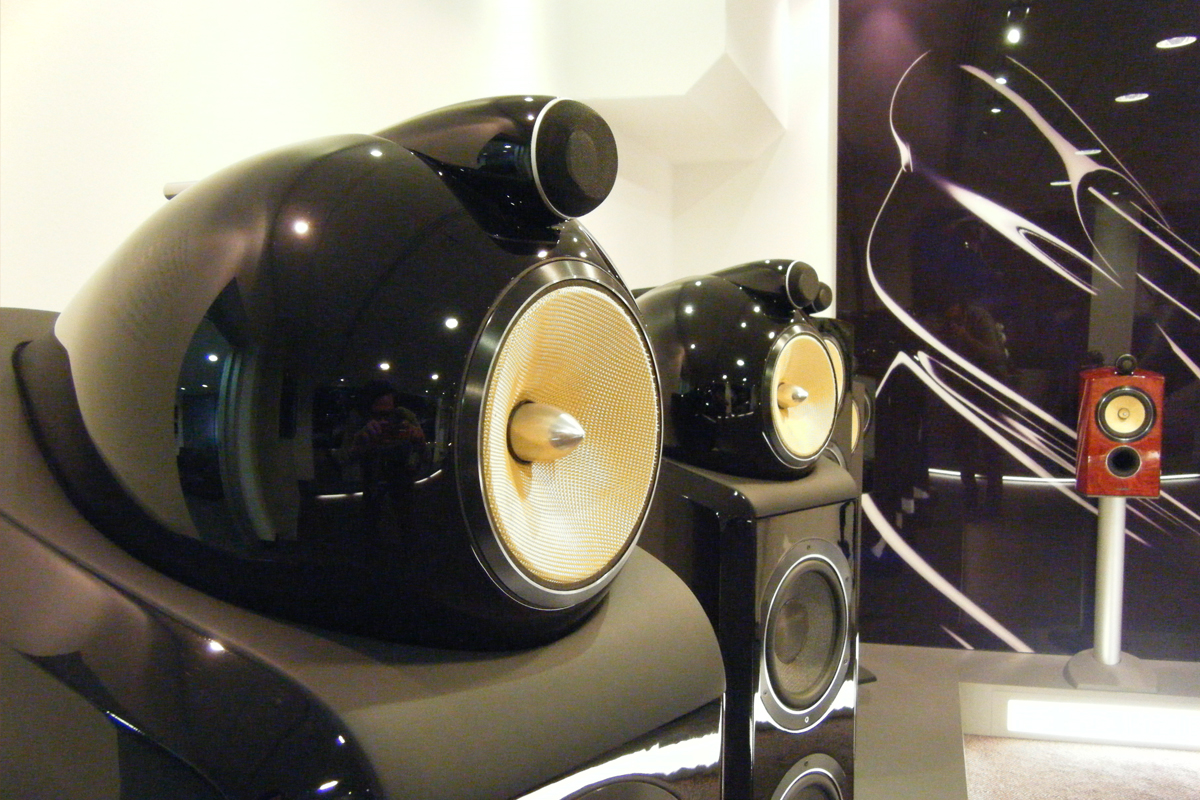 800 Series Speakers