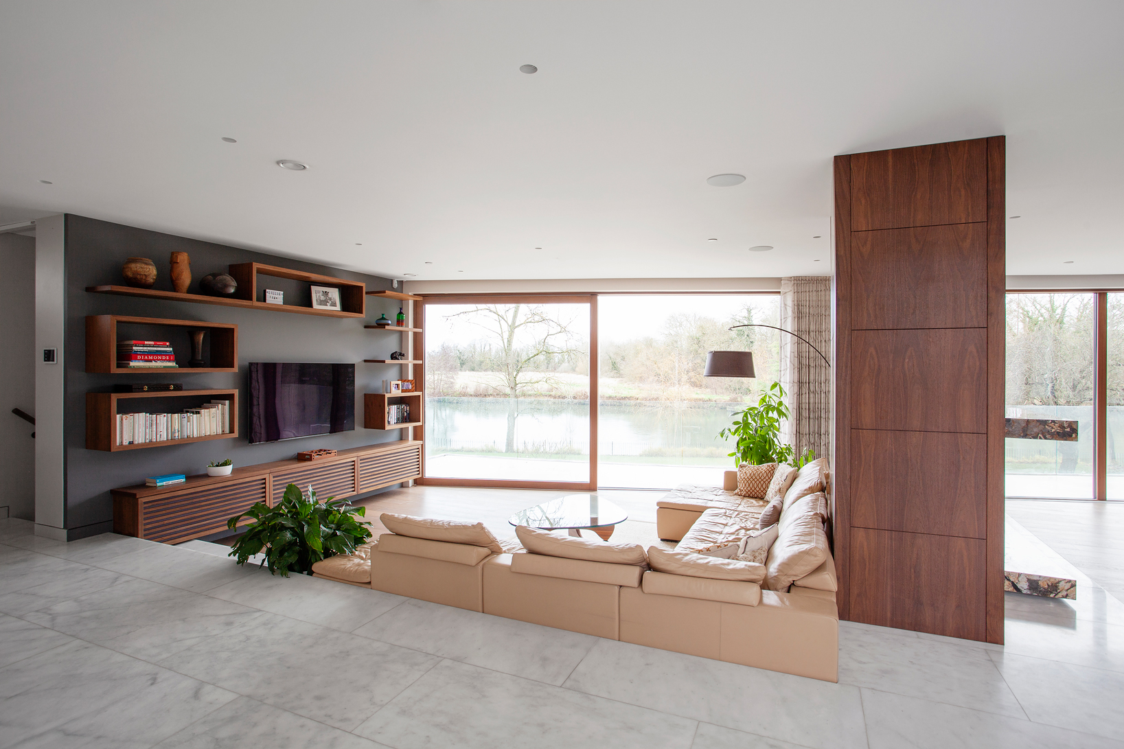 bespoke contemporary home