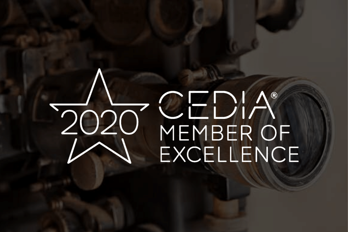 CEDIA Member of Excellence 2020