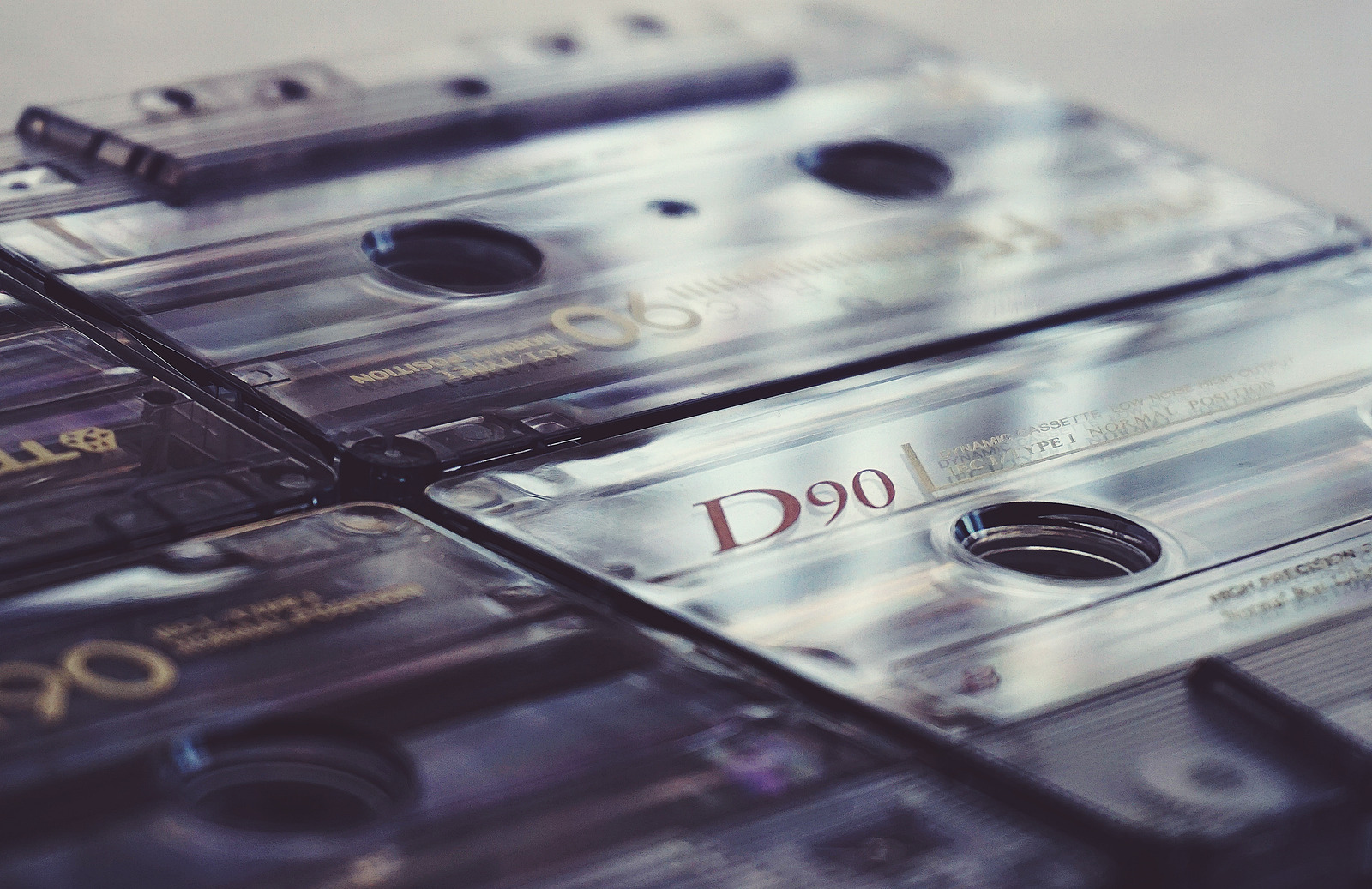 Cassette Tapes See a Re-birth.