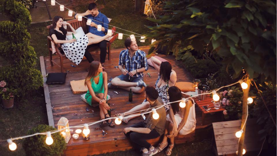 Garden Speakers & Outdoor Entertaining