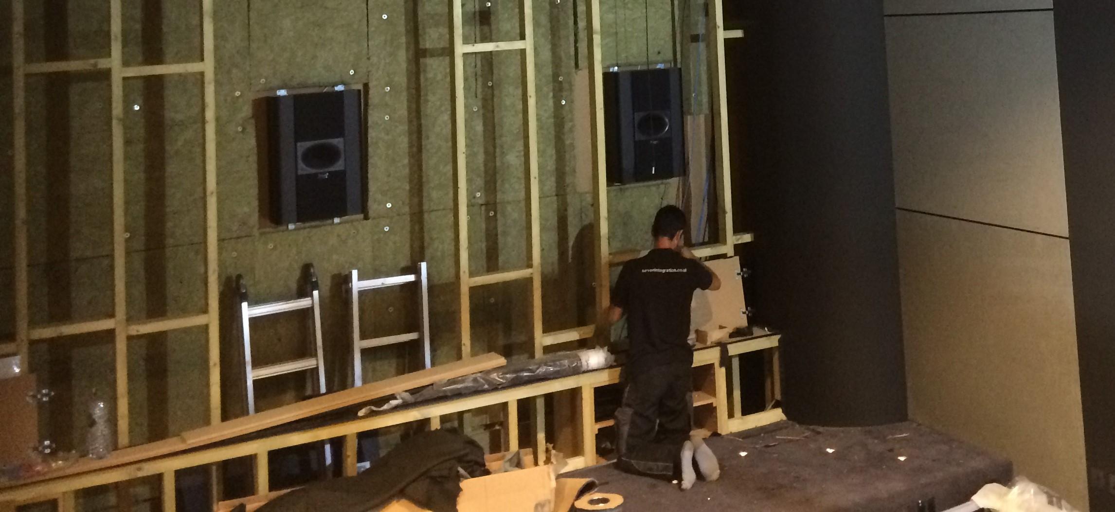 Home Cinema Baffle Wall - What? Why? How?